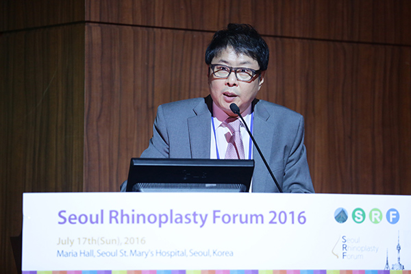 Dr. Jae Hoon Kim, 4th Seoul Rhinoplasty Forum 2016